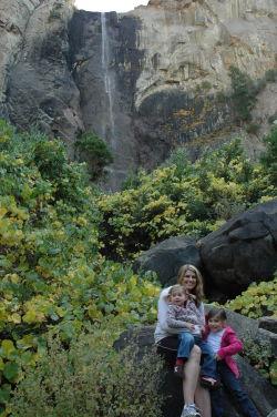 Bridaveil-falls